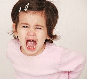 Being With Your Angry Child