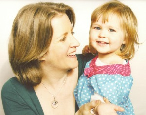 Helena Mooney & daughter