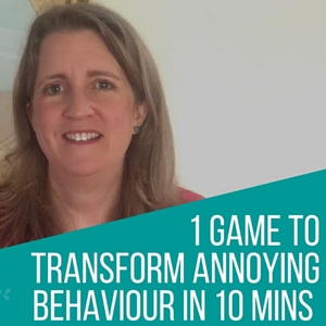 1 Game to Stop Annoying Behaviour in 10 Mins