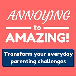 ANNOYING to AMAZING – Join us!