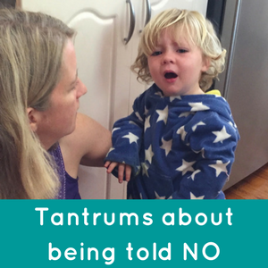 Does your child hate you saying No?