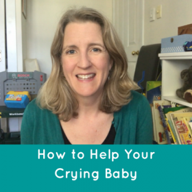 How to Help your Crying Baby
